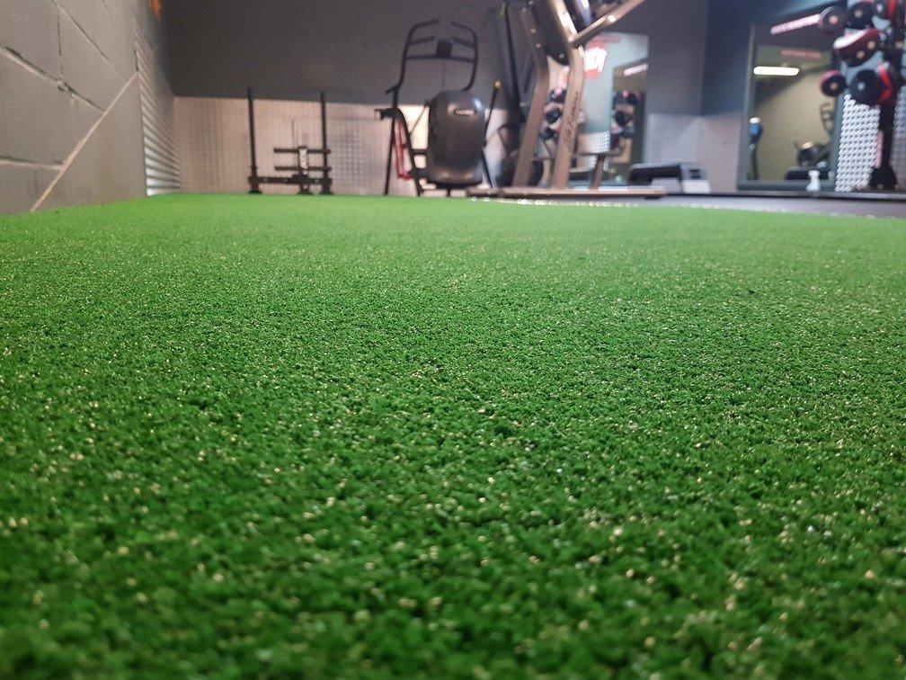 15mm Top Quality Hard Wearing Lawn Turf Artificial Grass Length 6m x Width 4m
